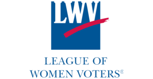 League of Women Voters Logo - Carnahan